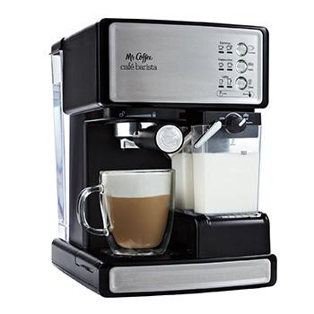 Mr. Coffee ECMP1000 Café Barista Premium Espresso/Cappuccino System