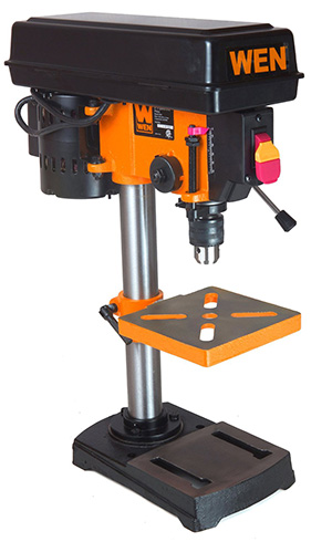 Review of Wen 4208 drill press